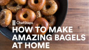 How to Make Amazing Everything Bagels at Home