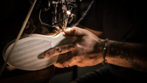 How we make them: Sneakers