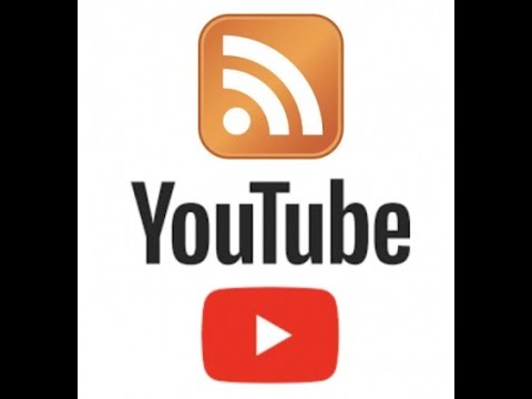 Import videos from YouTube Channel RSS Feeds using the Echo RSS Plugin