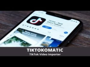 Tiktokomatic Plugin Finally Released!