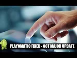 Playomatic Update – Fix Importing and Use WayBack Machine to Get Content