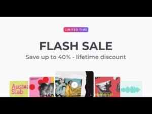 Envato Elements April 2021 – 2 Day Flash Sale!