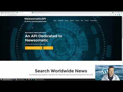 NewsomaticAPI update by popular request: Show Remaining API Calls for Today, for Your API Key