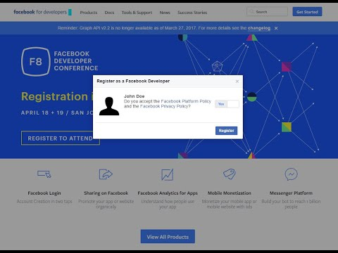 Setting up a new Facebook app for autoposting to WordPress, using the Fbomatic plugin in 2021