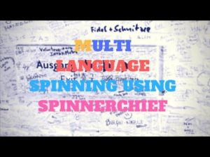 Crawlomatic new update: SpinnerChief Paraphraser support added to the plugin!