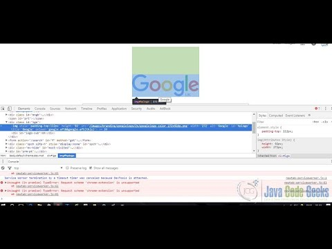 How to get the XPath Expression for Any HTML Element from a Web Page using Chrome Browser