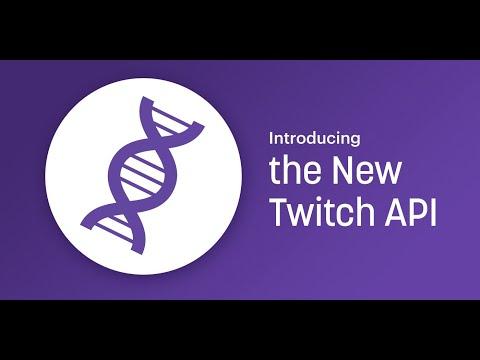 Twitchomatic v2.0 update – using the new Twitch API