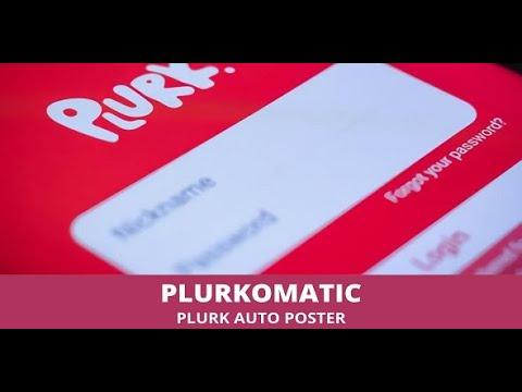 Plurkomatic  – Plurk Auto Poster Plugin for WordPress