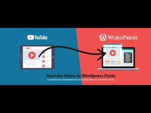 Youtubomatic plugin updated! Not it can import YouTube videos by their ID