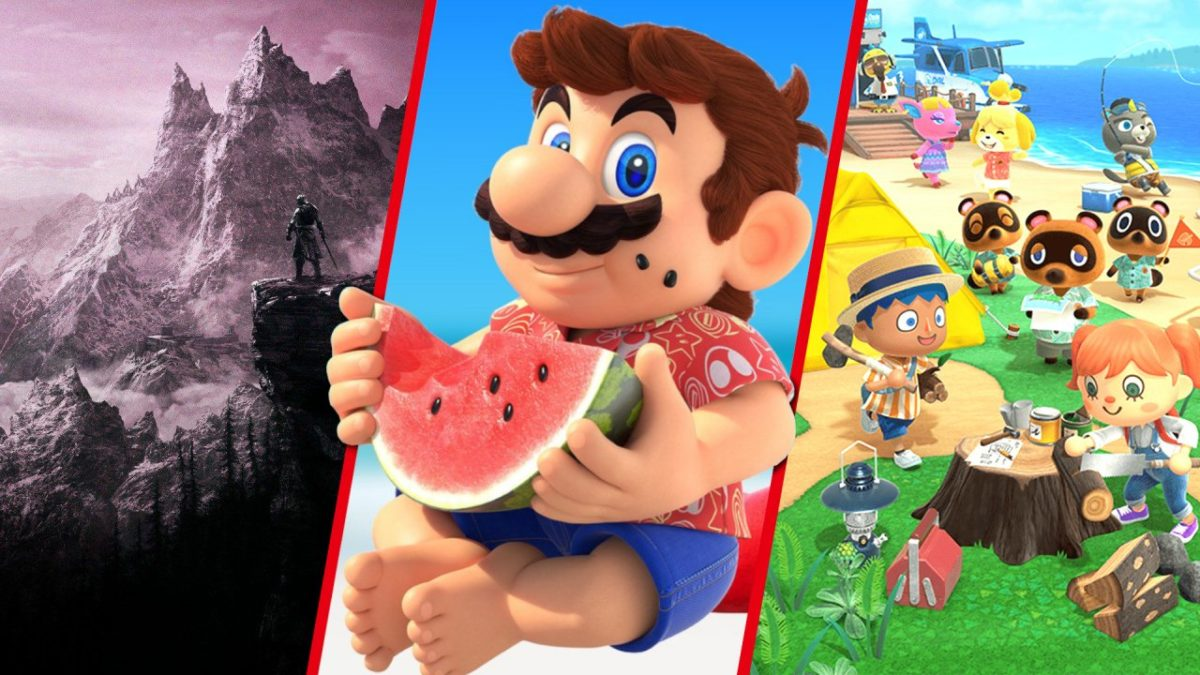 Back Page: The Ten Best Holiday Locations In Video Games