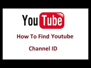 How to find a YouTube channel ID from a custom YouTube channel URL