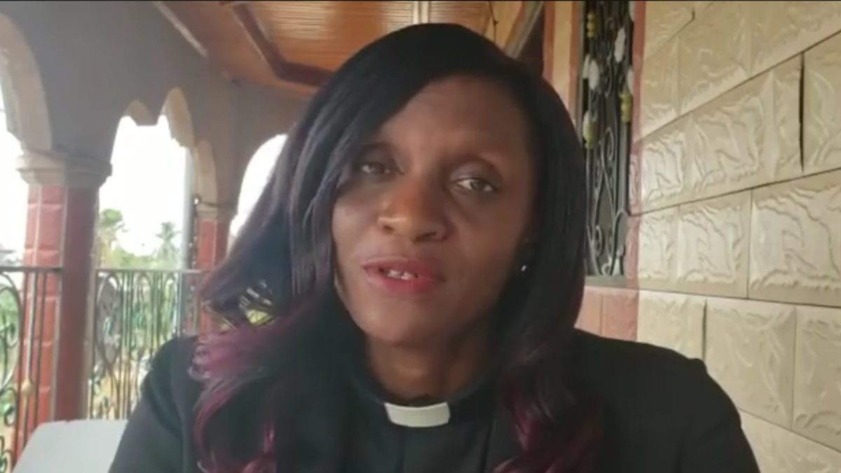 #SymbolOfHope – Rev. Dr. Benoni-Wang Tabe Otob Cameroon