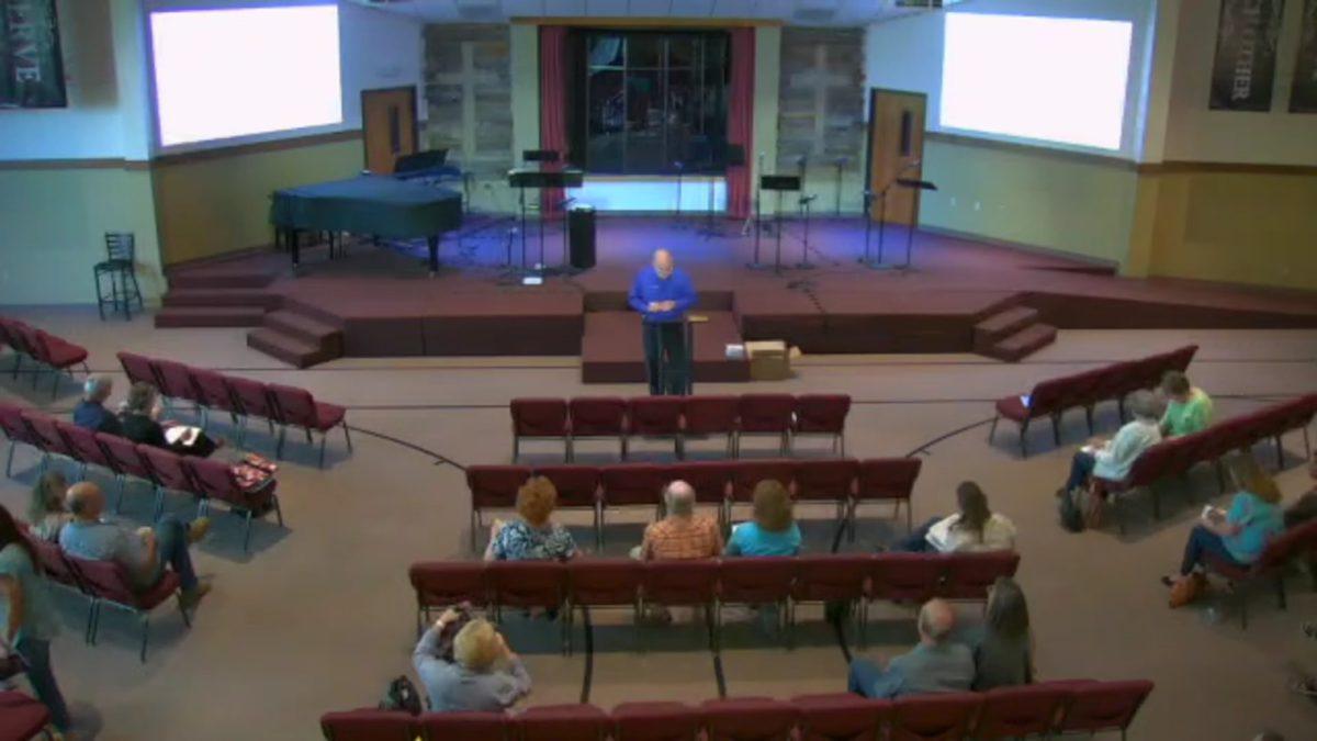 A Praying Life Seminar – Part 2
