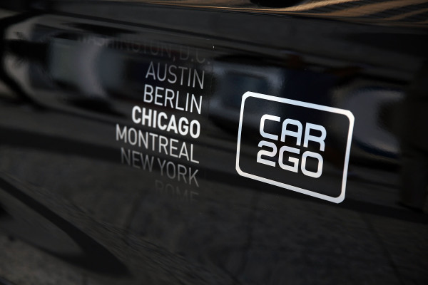 100 Car2go Mercedes hijacked in Chicago crime spree