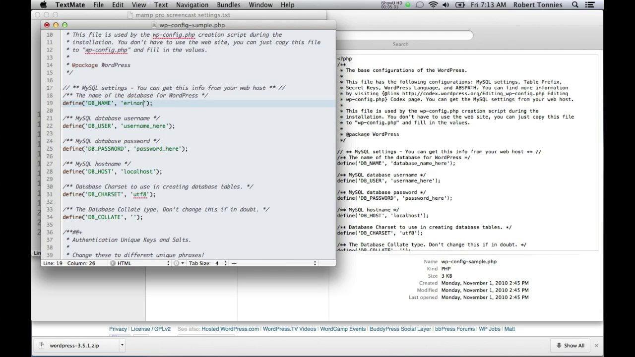 Setting Up Multiple Wordpress Sites Using MAMP Pro