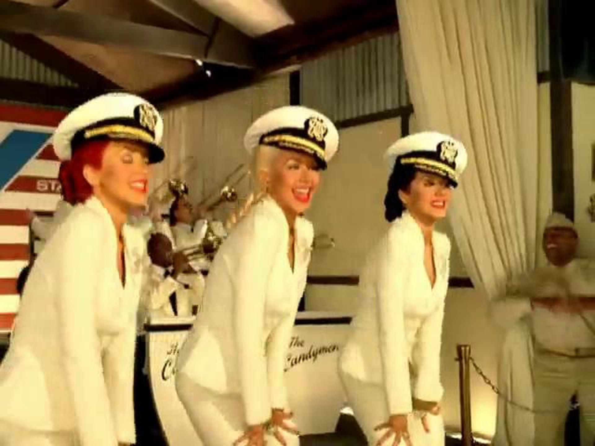 Christina Aguilera – Candy Man – http://regardezbuvez.wordpress.com