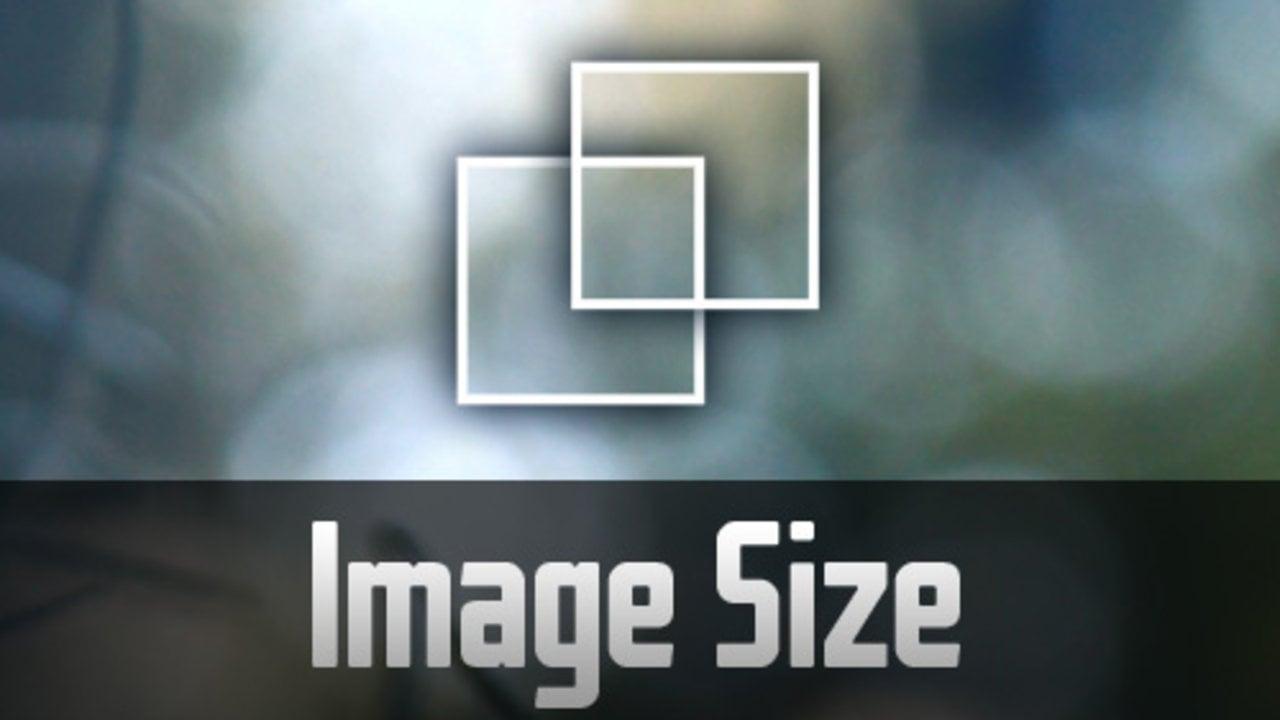 Image Size WordPress Plugin Walkthrough