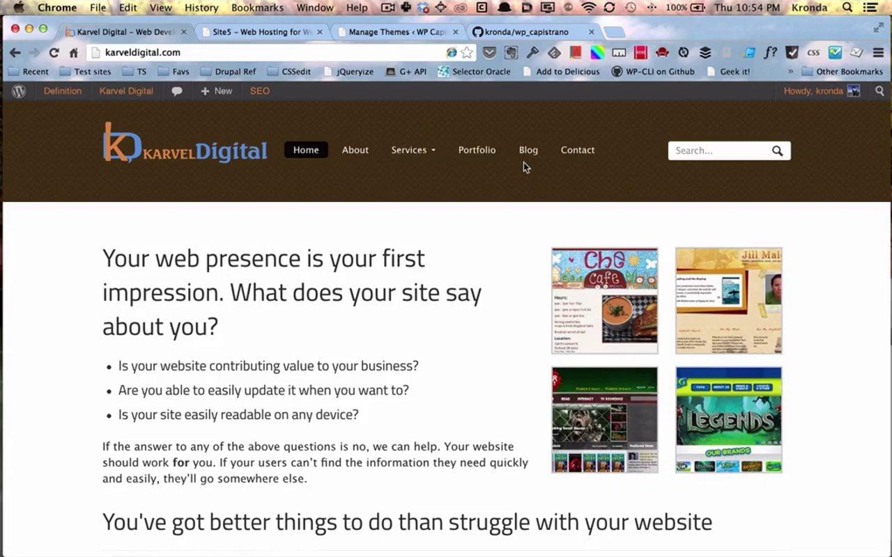 How to Deploy WordPress with Capistrano