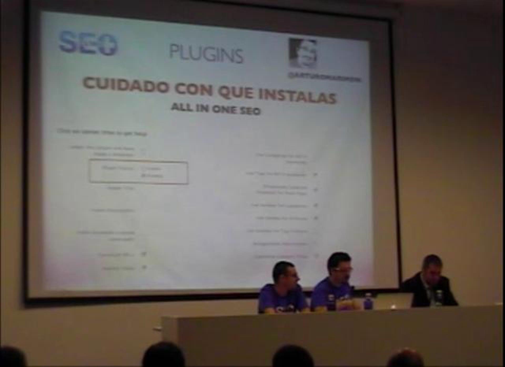 clinicSEO WordPress: Arturo Marimón