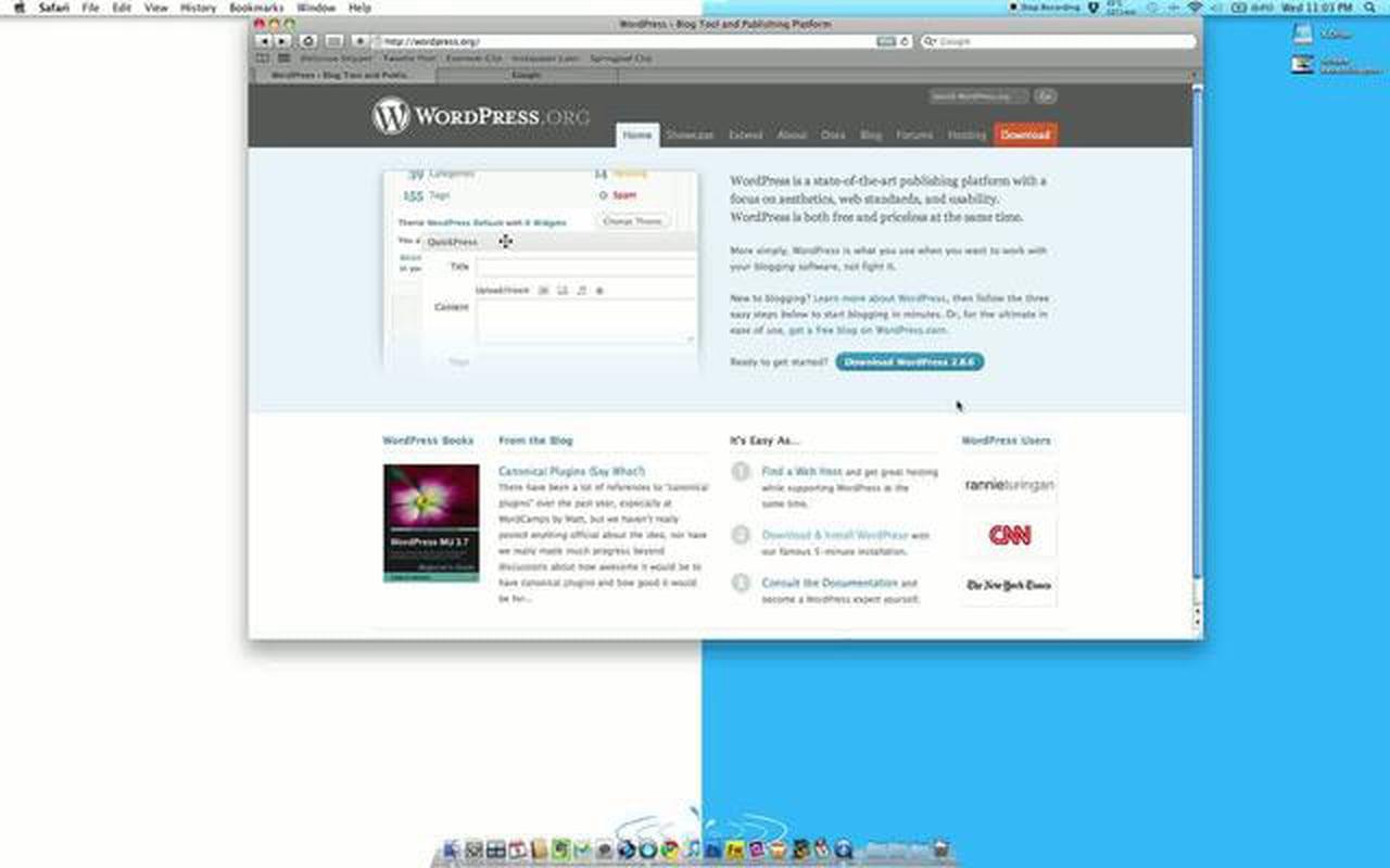 How To Install WordPress on MAMP