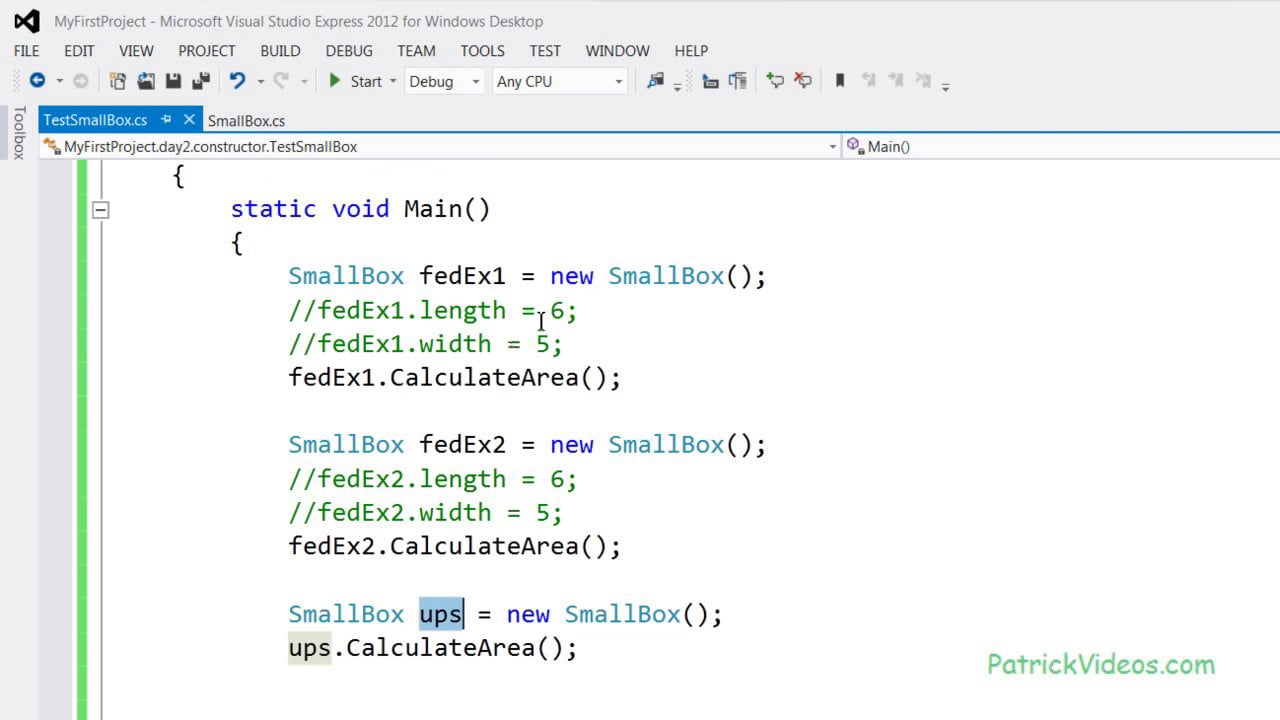 C# Programming tutorial – Step by Step for beginners