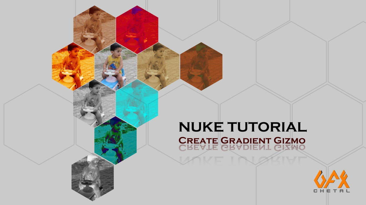 Nuke Tutorial : Create Gradient Gizmo