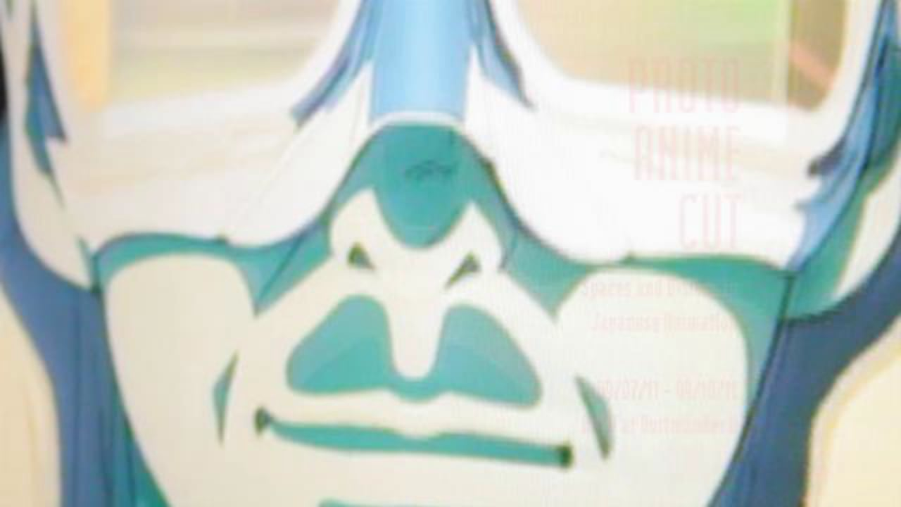 HMKV –  Proto Anime Cut – Proto Anime Cut – Spaces and Visions in Japanese animation