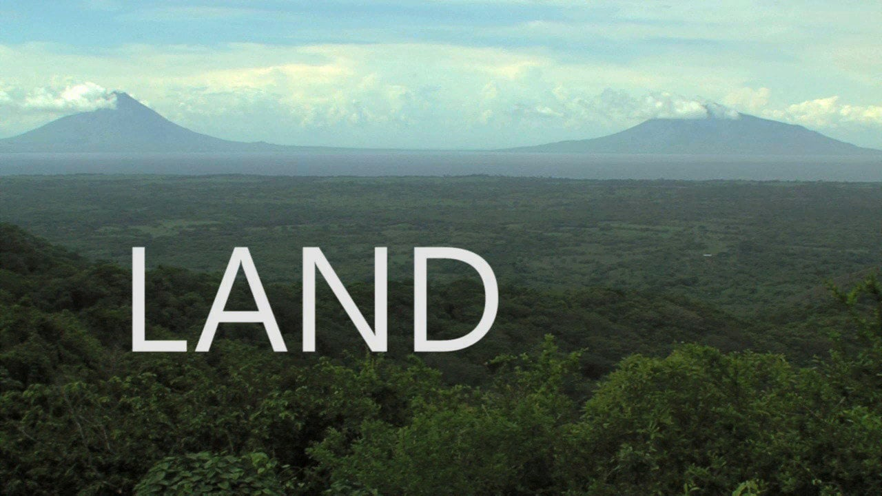 LAND trailer for feature documentary