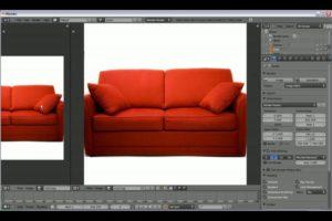 Blender Tutorial 3 – Modelling a Cushion