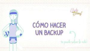 Tutorial: cómo hacer un backup en WordPress