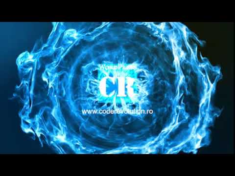 CodeRevolution's new intro video