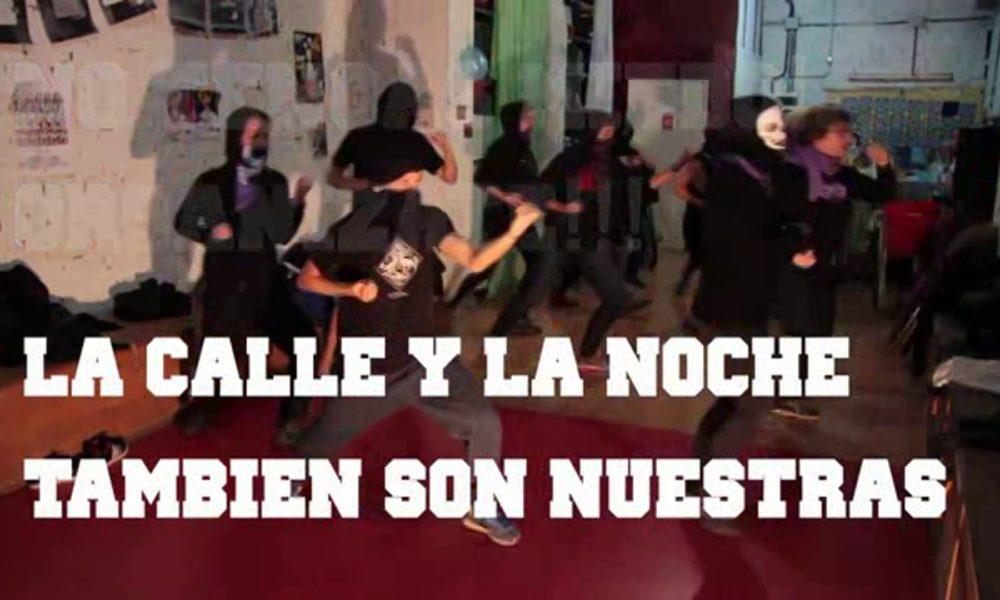 Contra la Violencia patriarcal, AUTODEFENSA TRANSFEMINISTA!! 25N