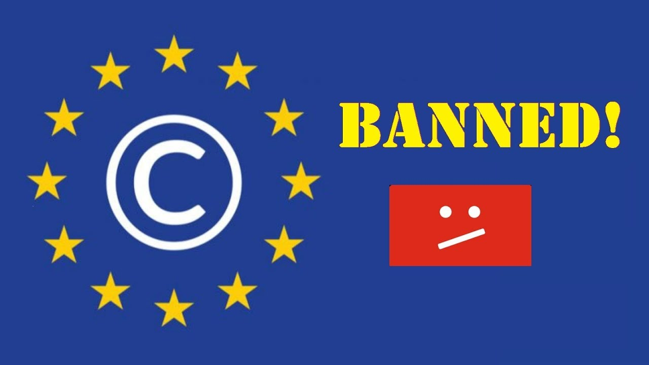 Great YouTubers are all in danger! Article 13 will remove their videos