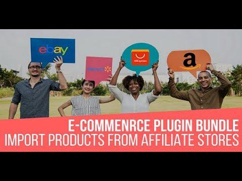 E-Commerce Blog Auto Poster WordPress Bundle by CodeRevolution