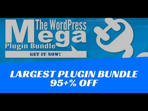 Mega WordPress Bundle by CodeRevolution