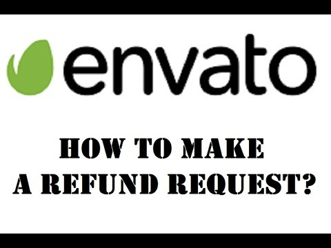 How to make a refund request on Envato Marketplace (ThemeForest, CodeCanyon, VideoHive, AudioJunge)