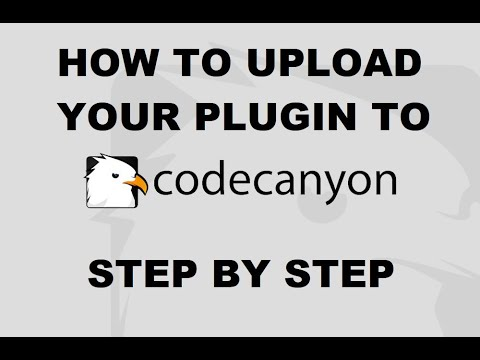 How to upload your WordPress plugin to CodeCanyon? Step by step video tutorial