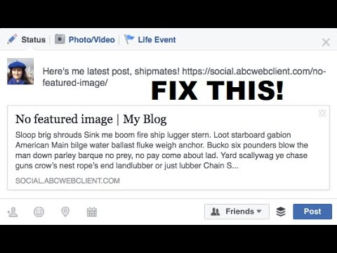 Newsomatic: Fix post not having a featured image when automatically posted to social networks