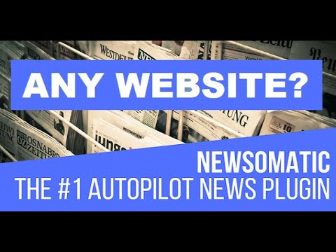 Newsomatic: How to import content from any website that is listed by NewsAPI?