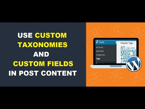 Use Custom Taxonomies and Custom Fields in Automatic Content Editing – Kraken plugin update
