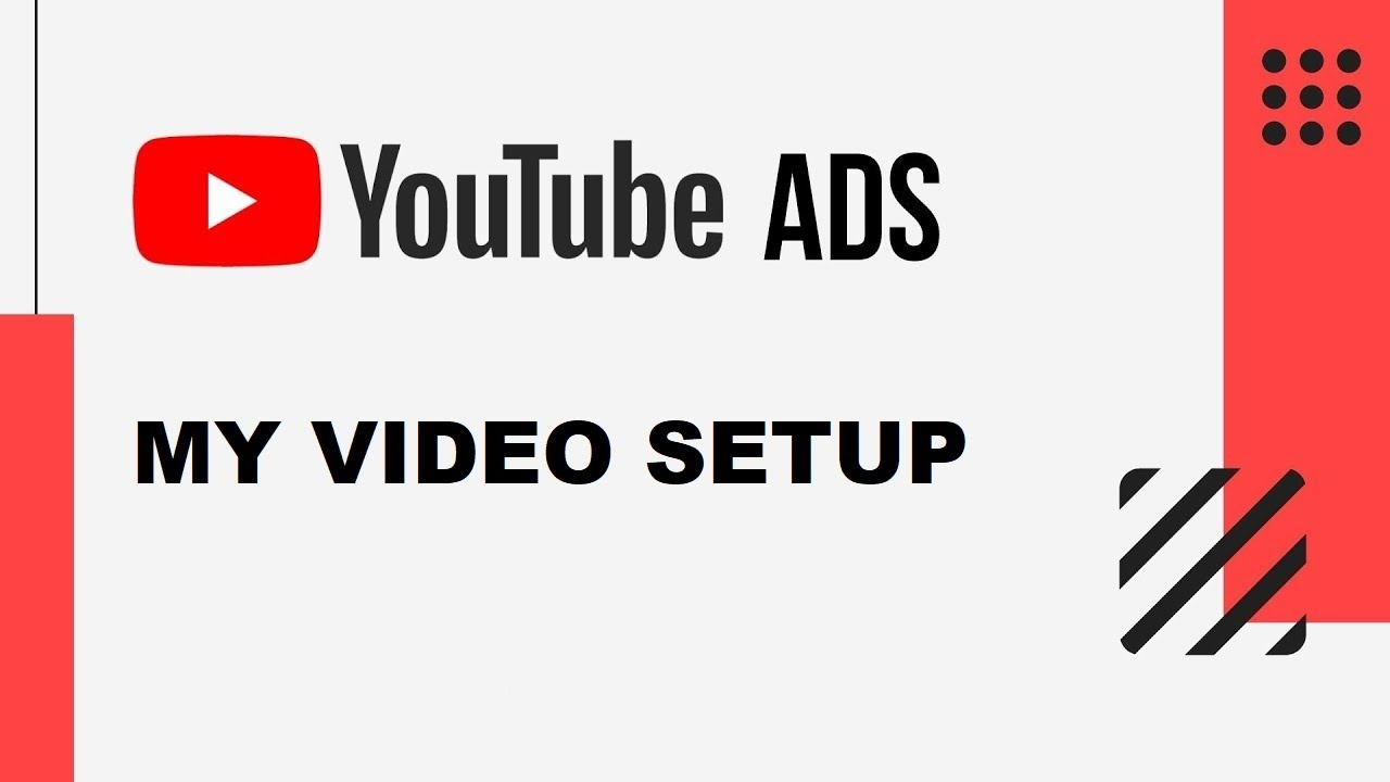 Info About How I Set Up Ads On My Videos?