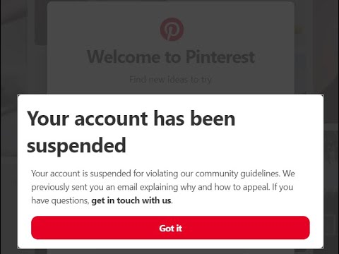 Pinterest Account Unlocker Plugin for WordPress