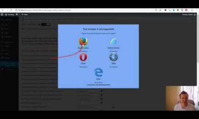 Update for the Sphinx Browser Version Checker plugin: check browser version also on admin backend