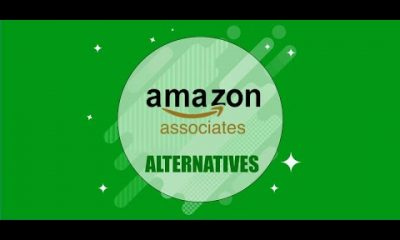8 High Commission Rate Alternatives to Amazon Associates Affiliate Program