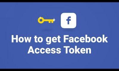 How to create a Facebook Access Token in 2020?