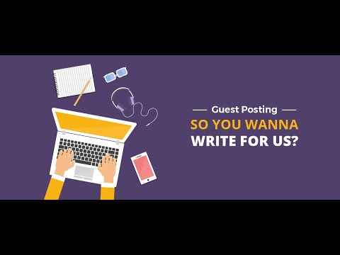 So You Wanna Write For Us? New Guest Posting Opportunity on my WordPress Related Blog