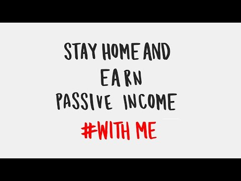 #StayHome and earn #PassiveIncome from #AutoBlogs #WithMe