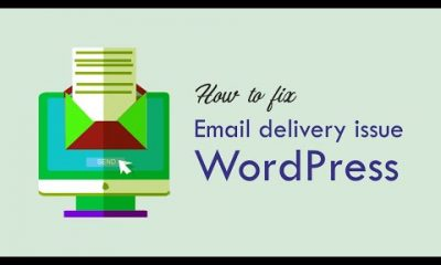 Fix WordPress not sending emails – authenticate with your Gmail account to send emails (Gmail SMTP)