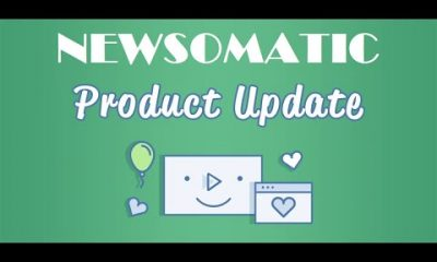 Announcement: Newsomatic v3.0 coming soon!