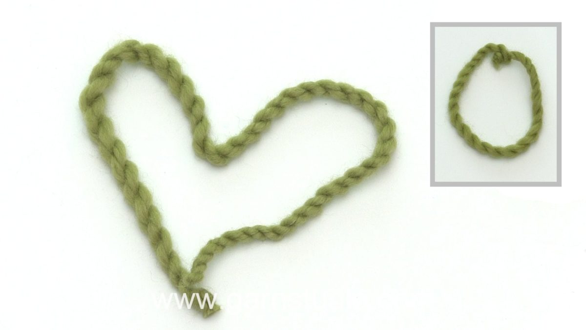 How to make a twisted string